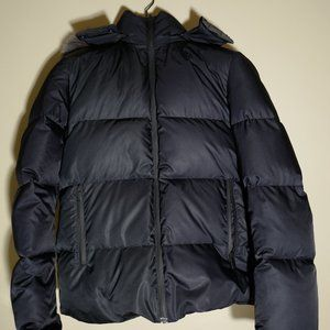 Fendi Reversible Peekaboo Down Jacket